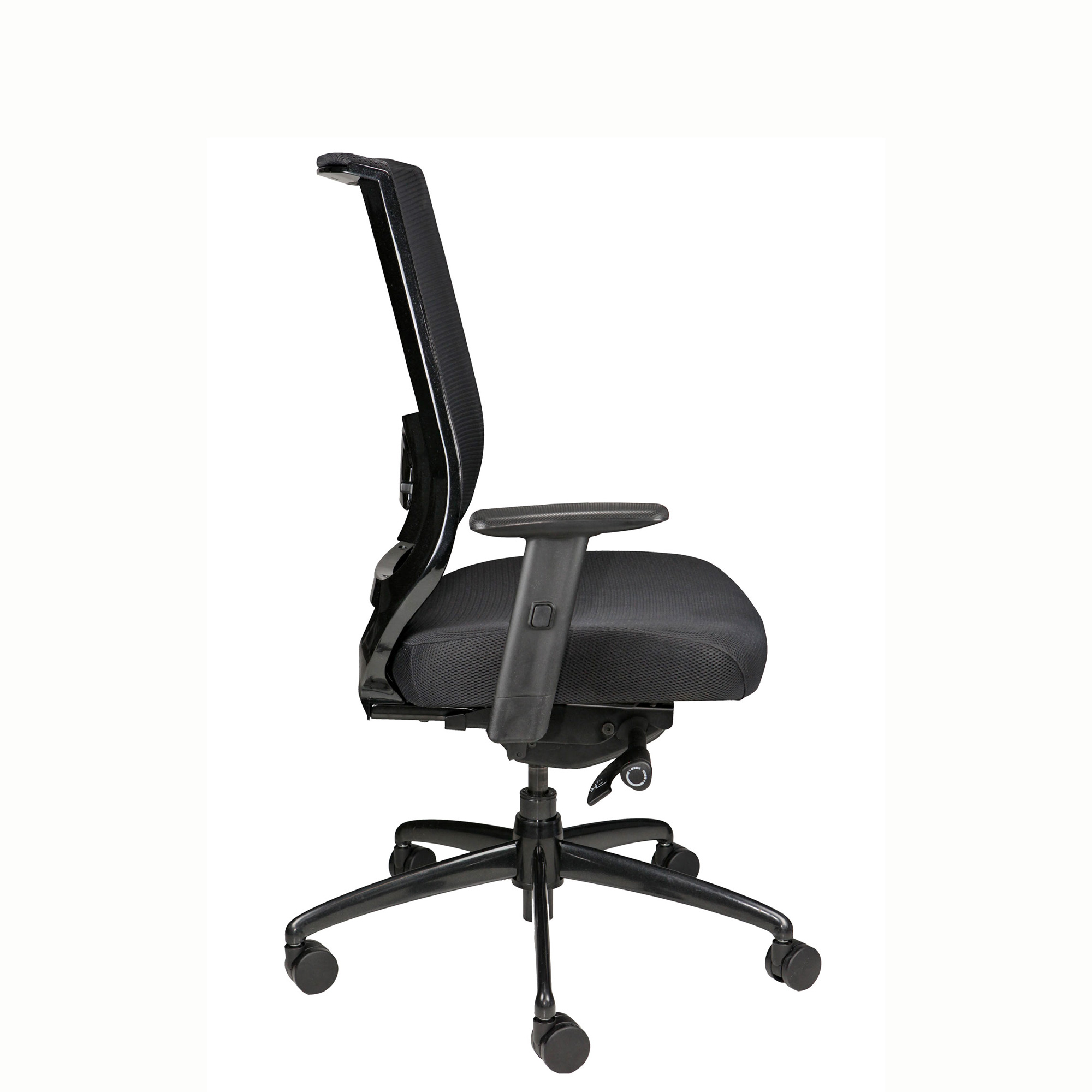 Nifty Home Office Chair - Side View