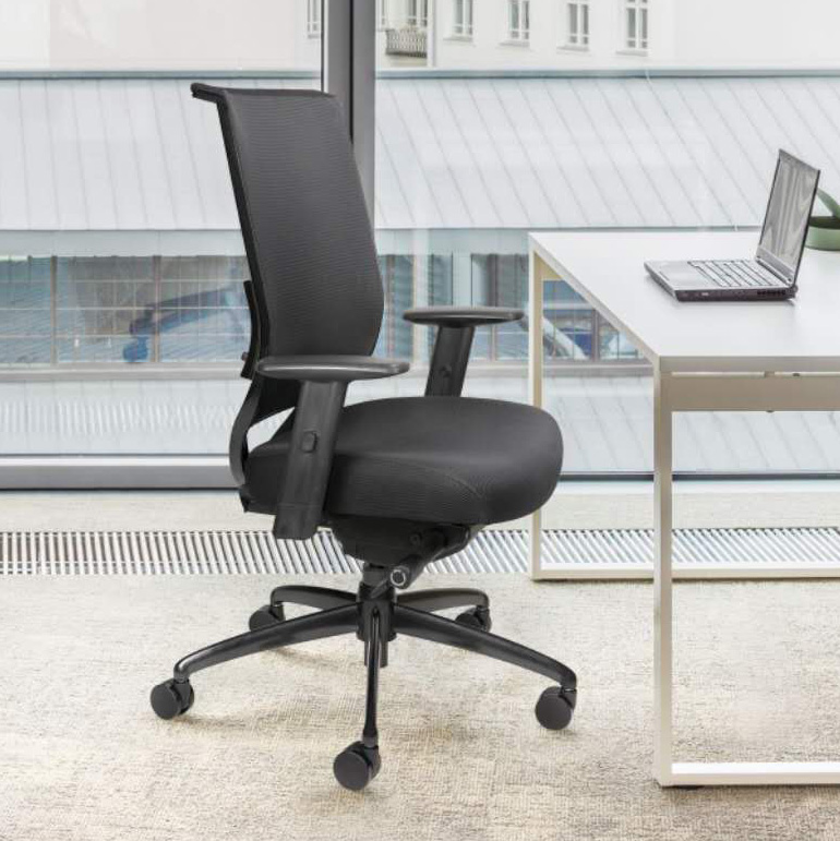 Nifty Mesh Back Home Office Chair