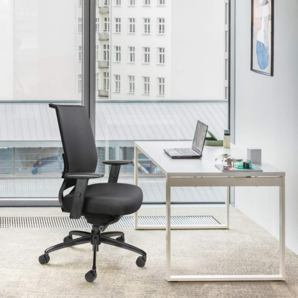 Nifty Mesh Back Office Chair