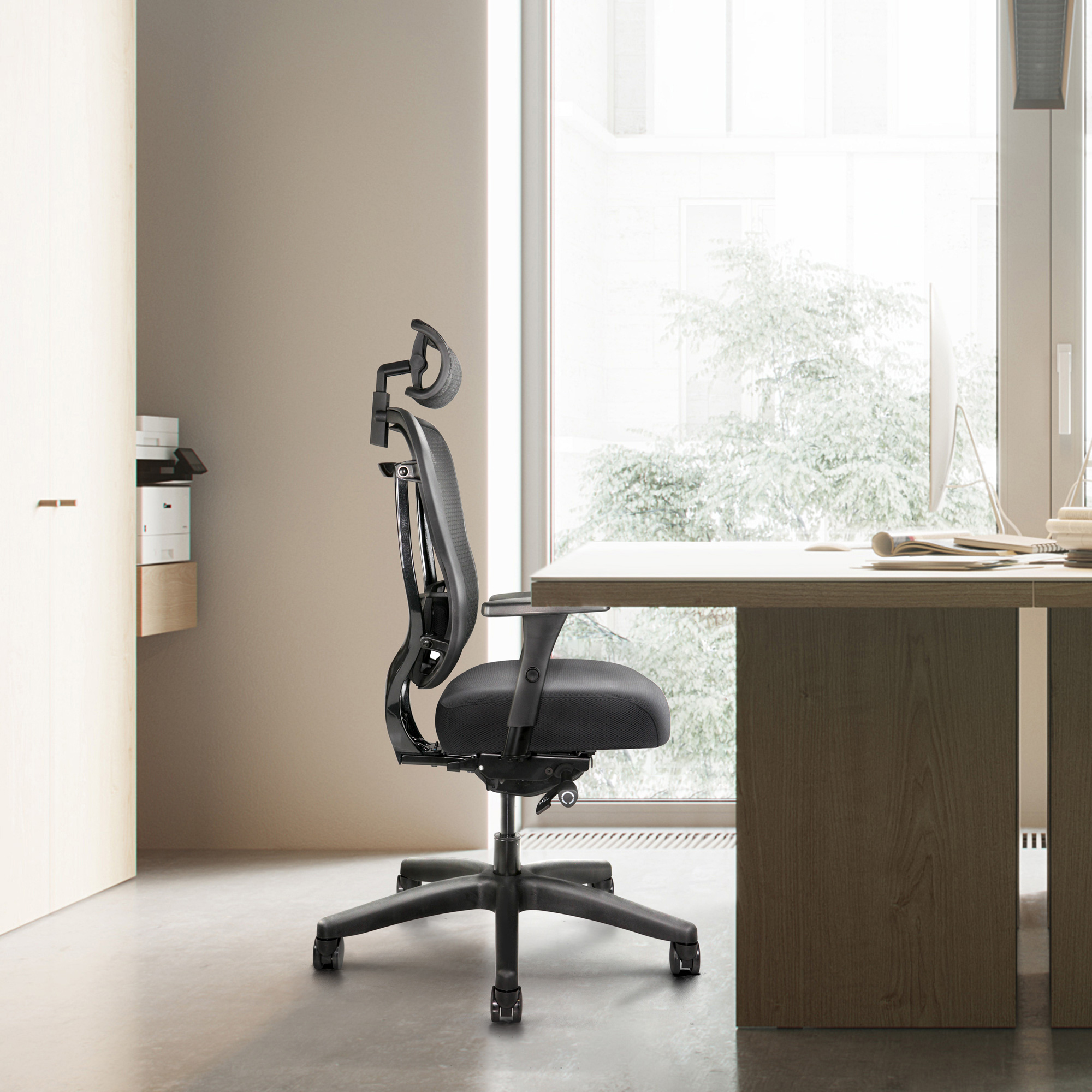 Rika Task Chair for home office
