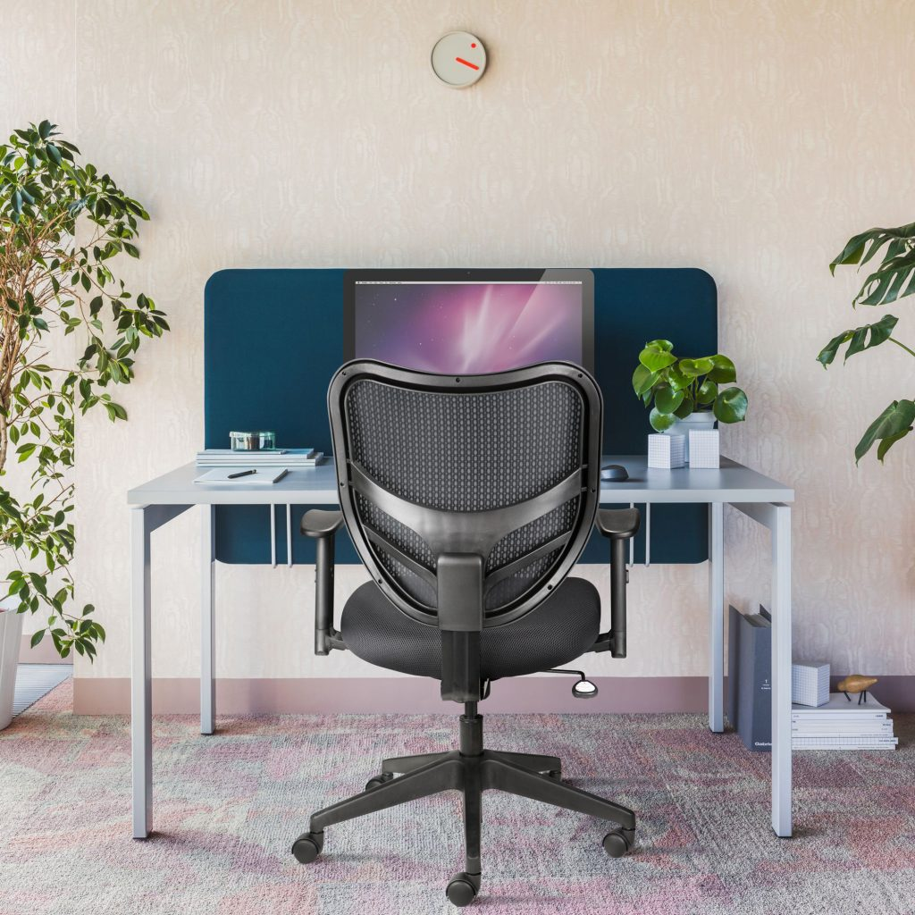 Dandy Home Office Chair - Back View