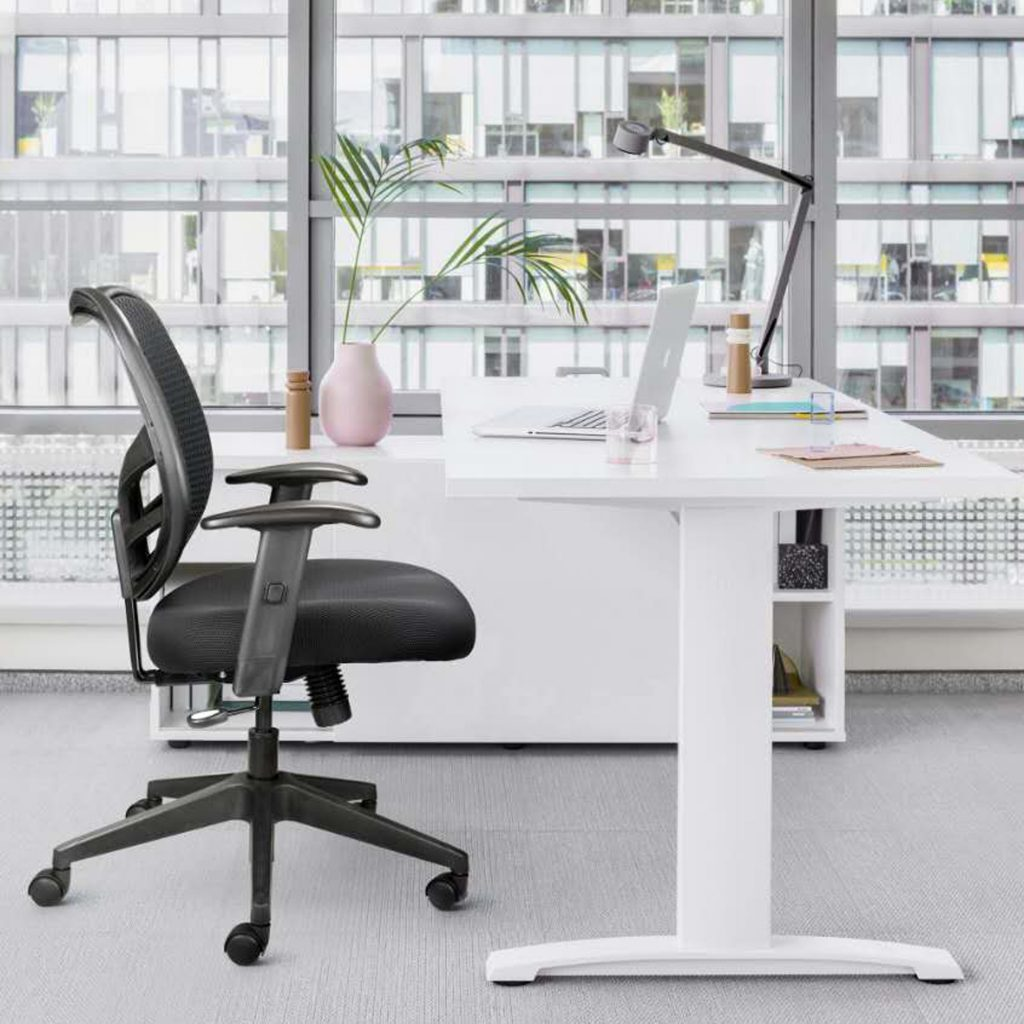 Dandy Mesh-Back Home Office Chair