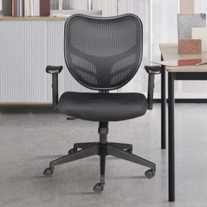 Mesh-Back Home Office Chair