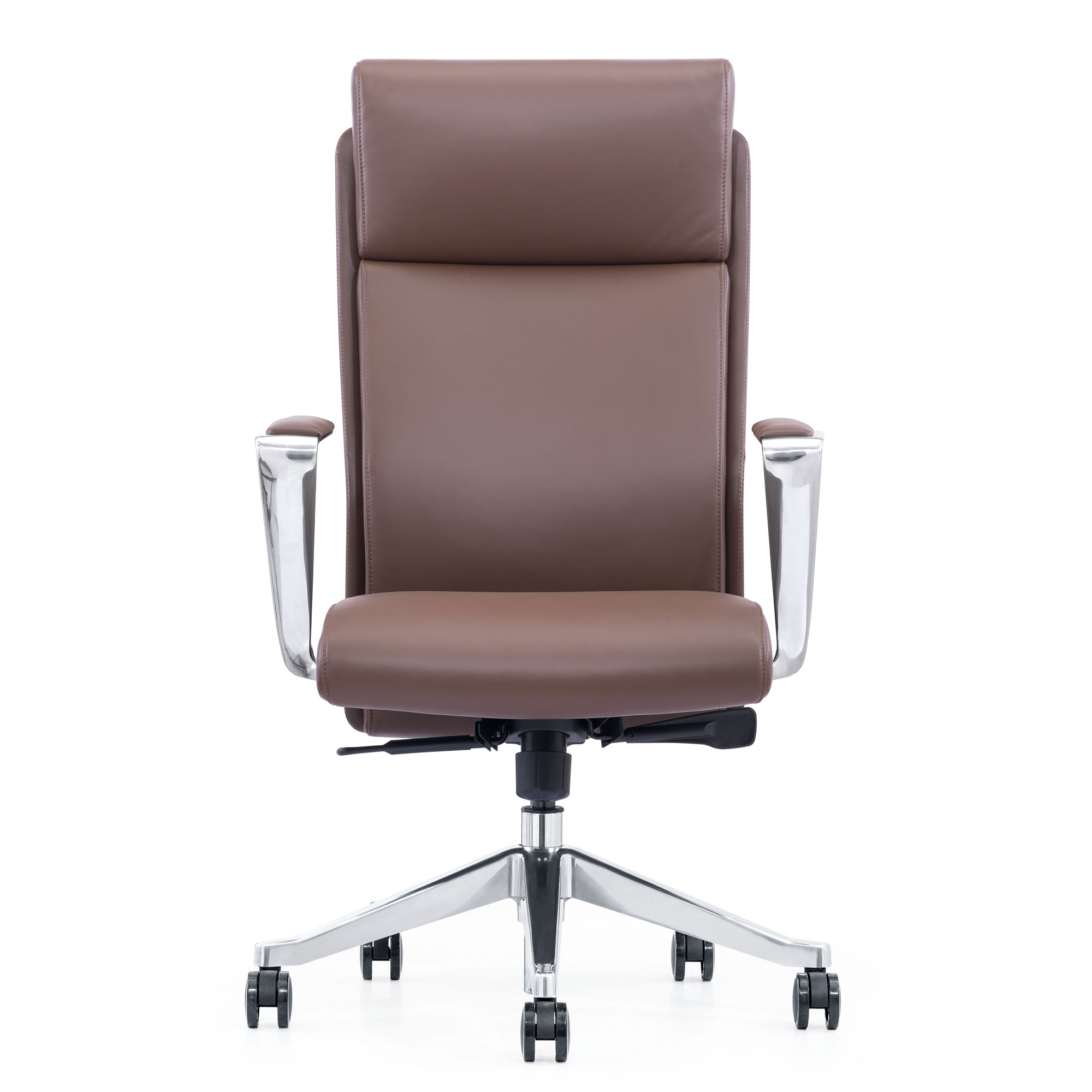 LOD68, High-back leather home office chair