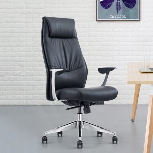 Work From Home Leather Chair