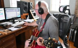 Ergonomic Adjustable Chair for recording studio