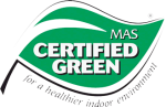 MAS Certified Green